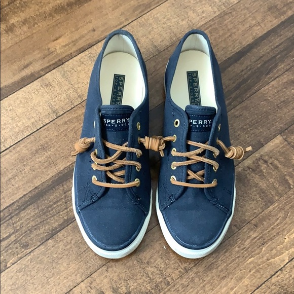 Sperry Shoes   Navy Blue Sperry